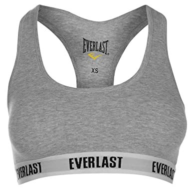 b2992a64f0 Everlast Womens Classic Bra at Amazon Women s Clothing store