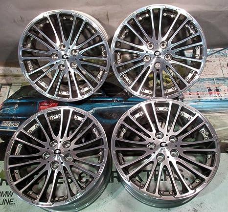 4 x BMW G Power Llantas Silverstone Llantas 8,5/9,5 x