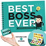 BEST BOSS EVER APPRECIATION GIFT - Recognition