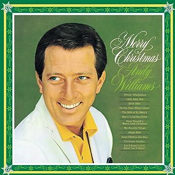 Andy Williams Christmas.Merry Christmas