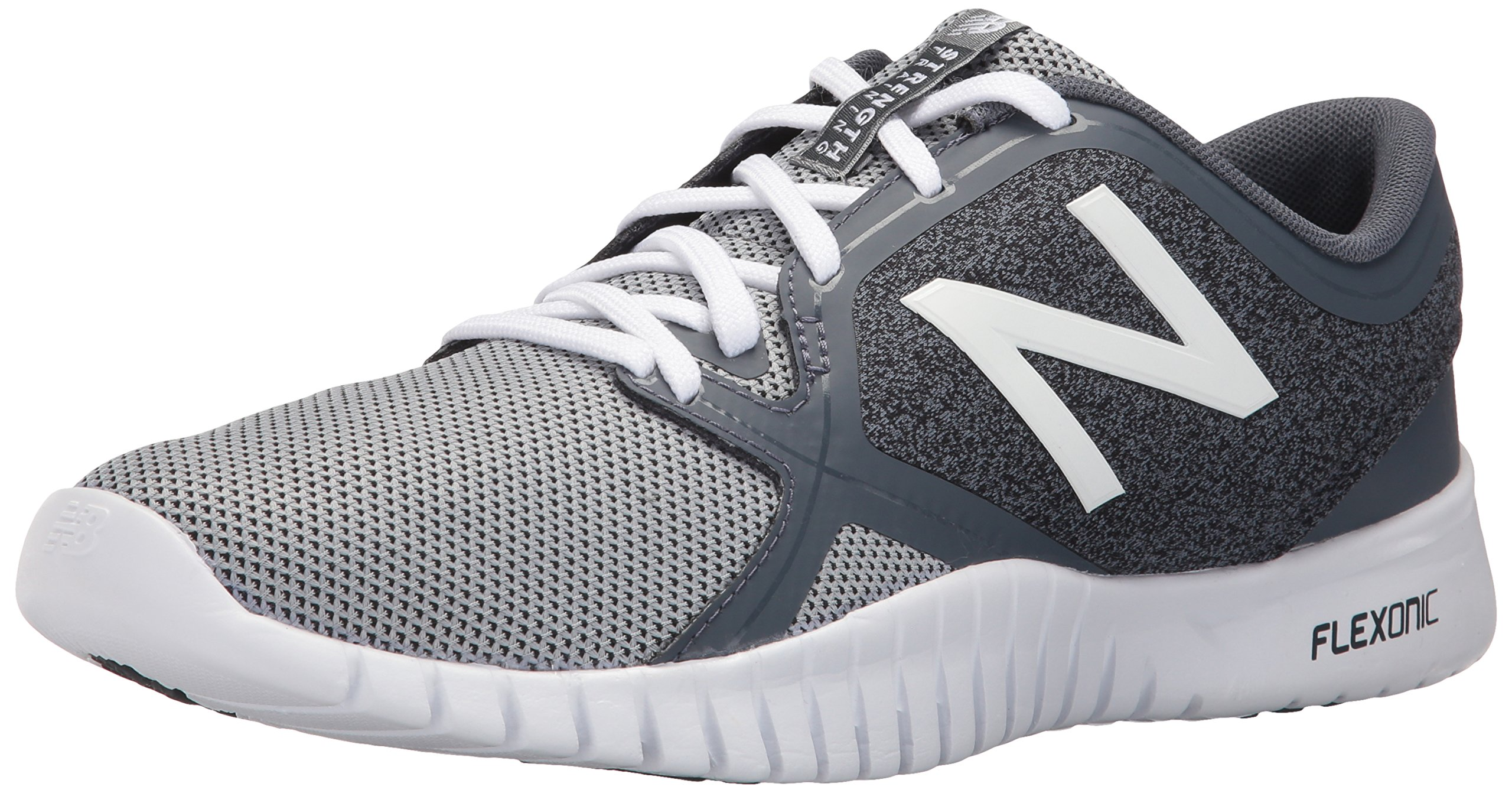 New Balance Men's 66v2 Flexonic Cross-Trainer-Shoes, Steel, 10 4E US by New Balance