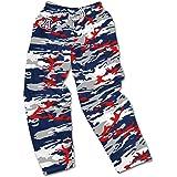 Zubaz Mens Men's NFL Camo Print Team Logo Casual Active Pants NFLCM-P