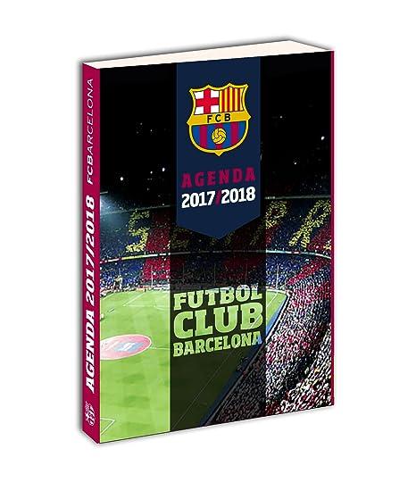 Fc Barcelone 173FCB101JUP - Agenda Escolar Unisex para niños ...