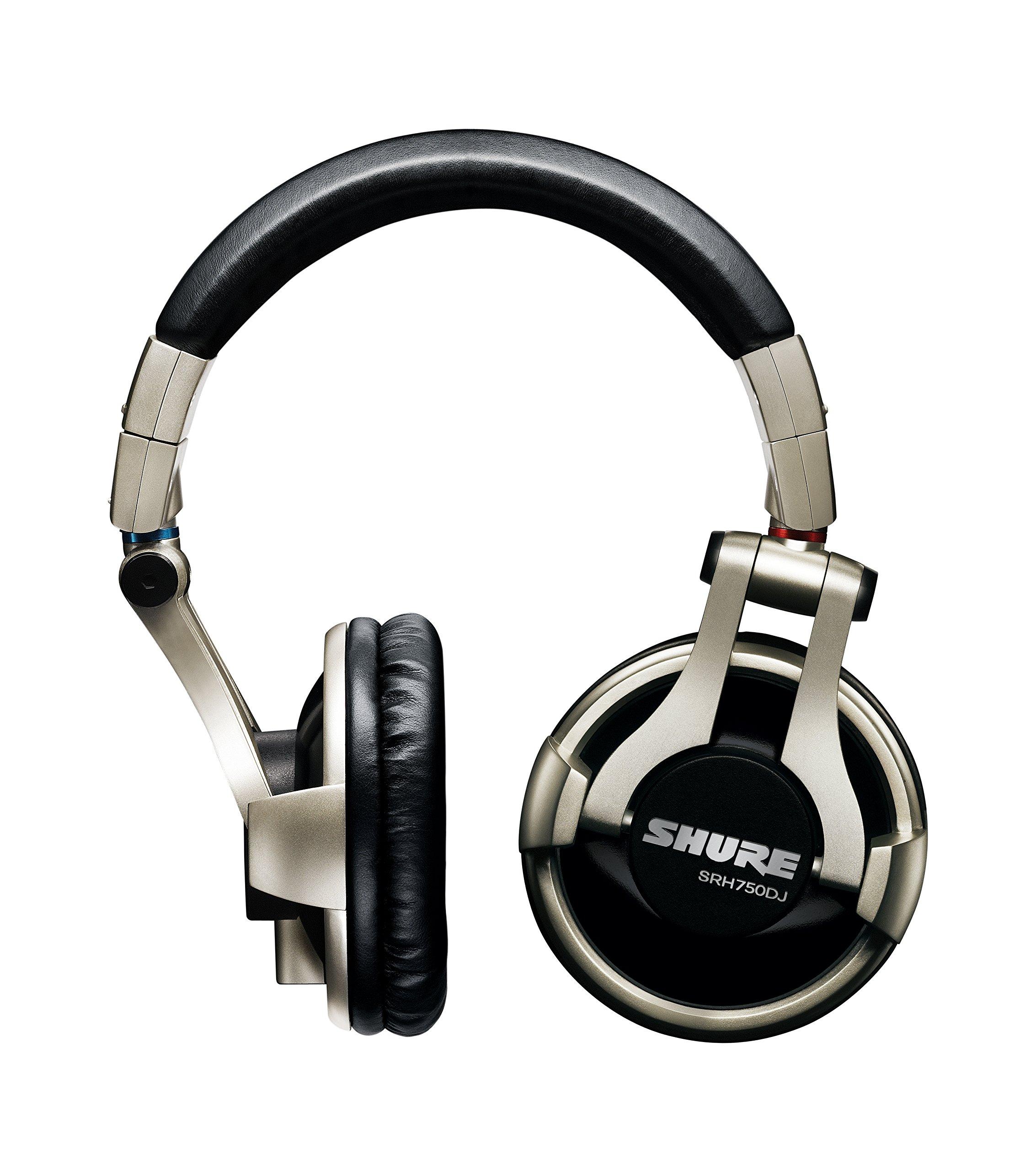 Shure SRH750DJ-E Headphones(International Version)
