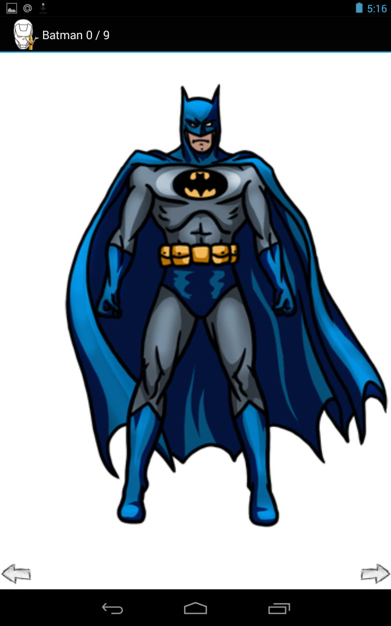 Amazon How To Draw Superheroes Appstore For Android