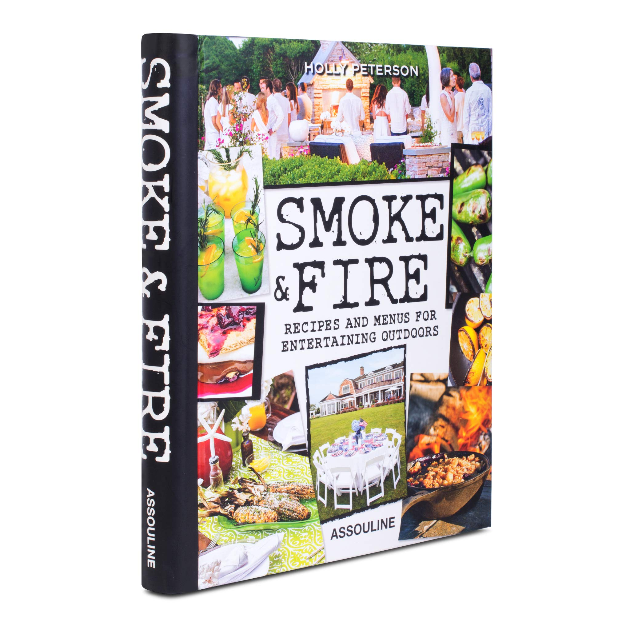 Smoke and Fire Connoisseur Holly Peterson Amazon