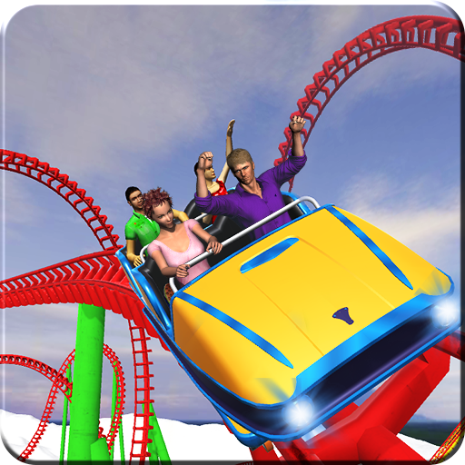 Roller Coaster Joy Ride 2017 - Backyard Flyer