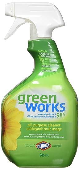 Green Works AllPurpose Cleaner Spray 946 mL Amazonca Health