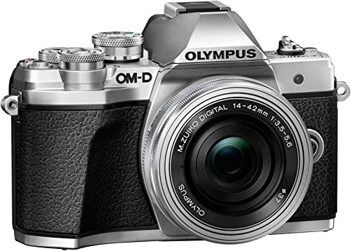 Olympus Mirrorless OM-D -M10 Mark III camera Kit review
