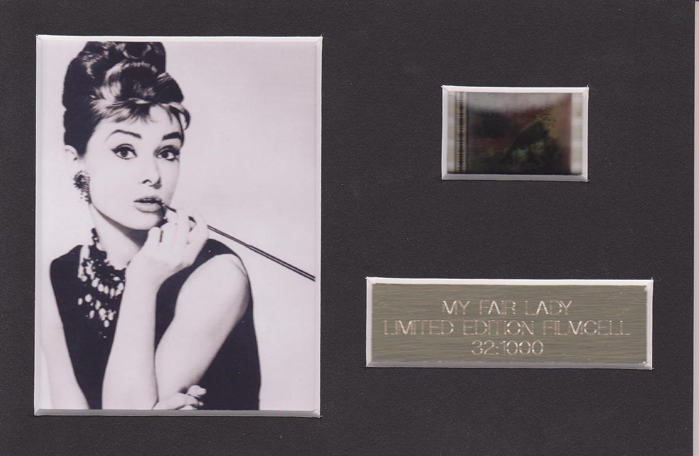 Audrey Hepburn My Fair Lady Film Cell m edizione limitata