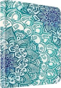 Fintie Mini Photo Album for 3-Inch Film - 104 Pockets Album for Fujifilm Instax Mini 11/Mini 9/Mini Link Printer/Mini LiPlay, Canon Ivy CLIQ, Polaroid, Kodak Instant Print Camera, Emerald Illusions