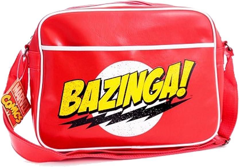 big bang theory messenger bag