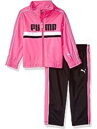 PUMA Baby-Girls Girls' Track Set Track Jacket