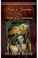 Songs of Innocence and Songs of Experience (Dover Thrift Editions) Kindle Edition