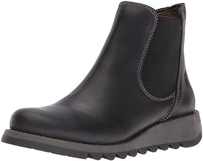 FLY London Damen Salv Chelsea Boots