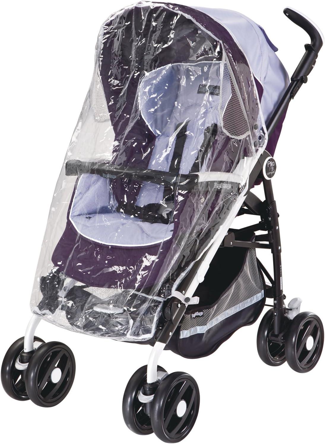 Protector de lluvia para silla de paseo Peg Perego IABELV0008