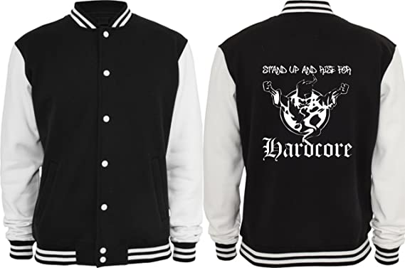 sports shoes 96c94 d2ab3 Textilmonster Collegejacke - Hardcore Wizard