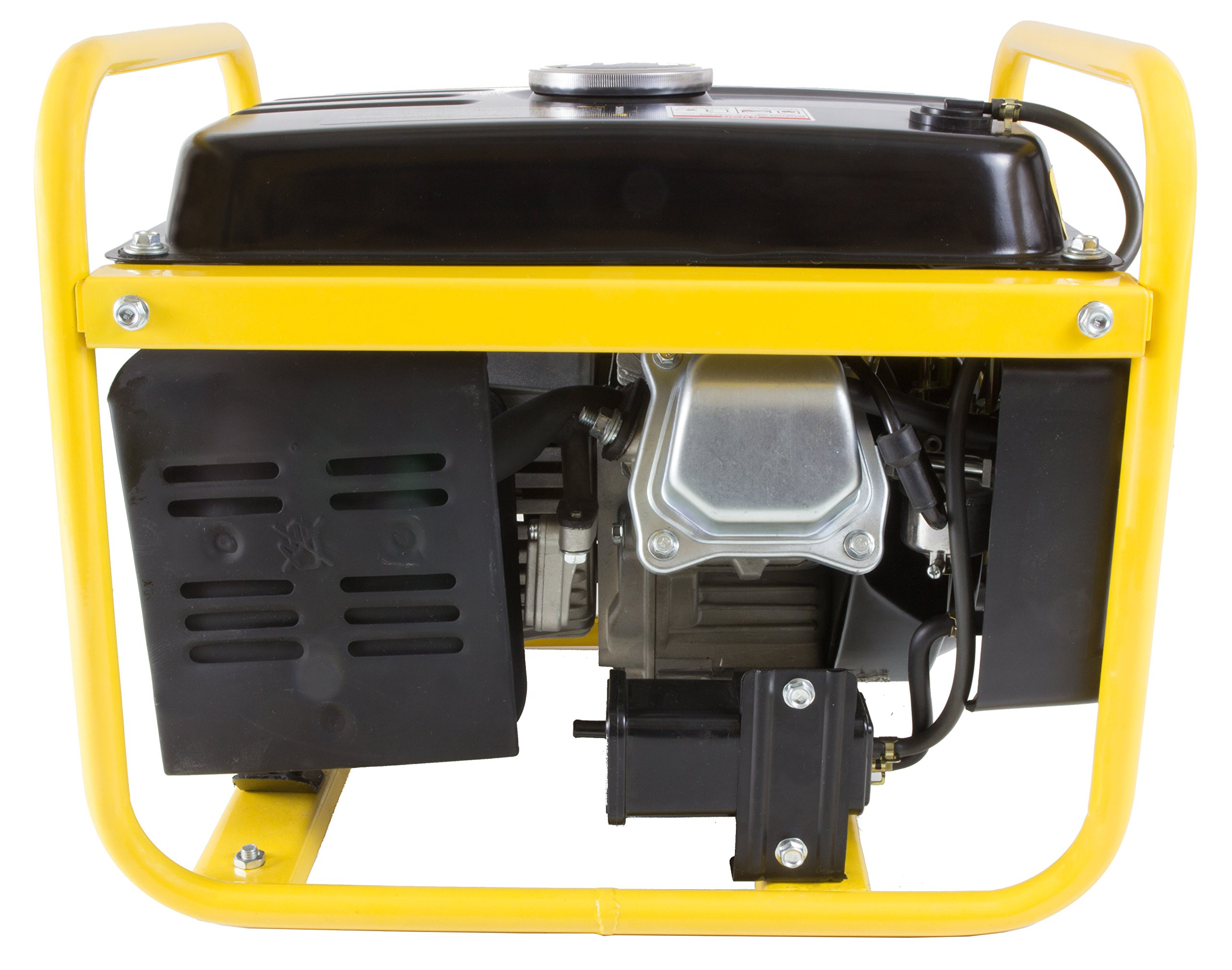 WEN 56180, 1500 Running Watts/1800 Starting Watts, Gas Powered Portable Generator, CARB Compliant by WEN (Image #6)