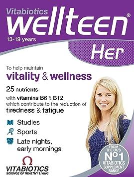 Vitabiotics Wellteen Her Original - 30 Tablets