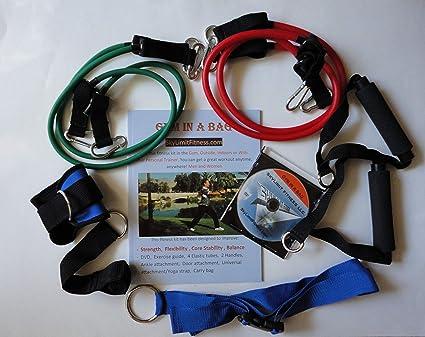 48c1ec7b81 Amazon.com   Sky Limit Fitness LLC Gym in a Bag  1GIB - Great Way to ...