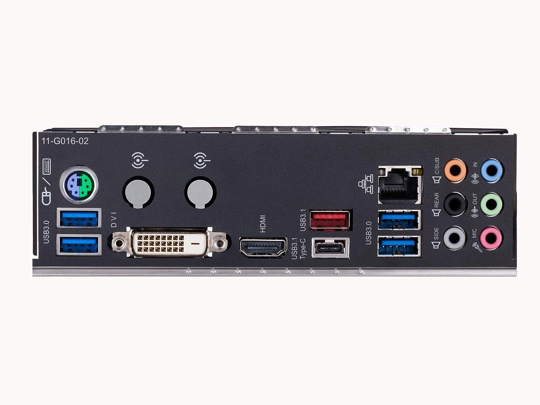 Intel LGA1151//Z390//Micro ATX//M.2//Realtek ALC892//Intel GbE LAN//HDMI//Gaming Motherboard Gigabyte Z390 M Gaming