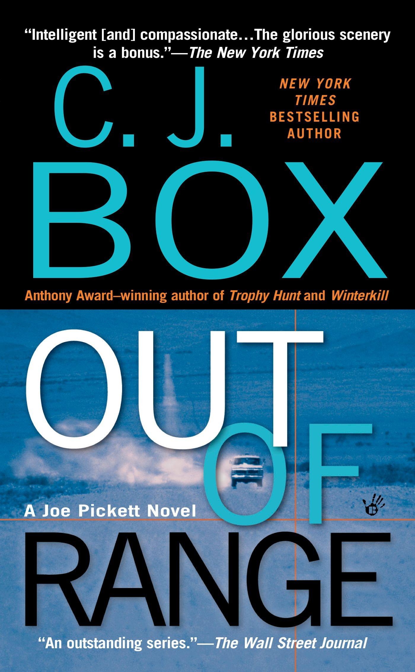 Read Online Out of Range (A Joe Pickett Novel) PDF