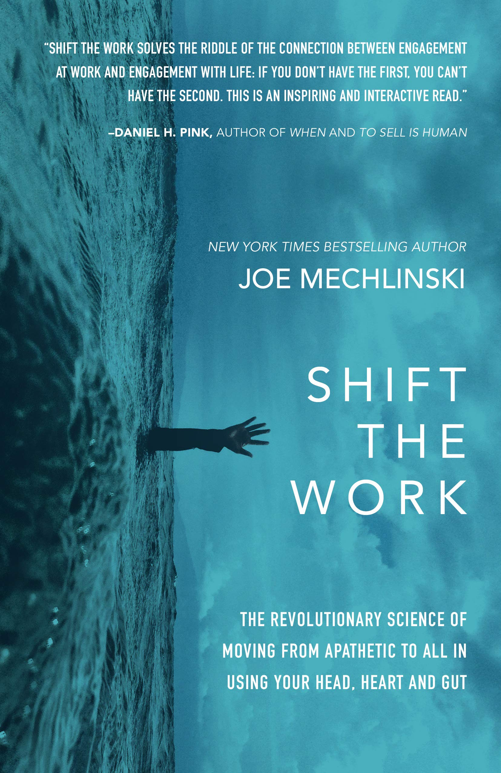 Shift the Work: The Revolutionary Science of Moving From Apathetic to All  in Using Your Head, Heart and Gut: Joe Mechlinski: 9781642791747:  Amazon.com: ...