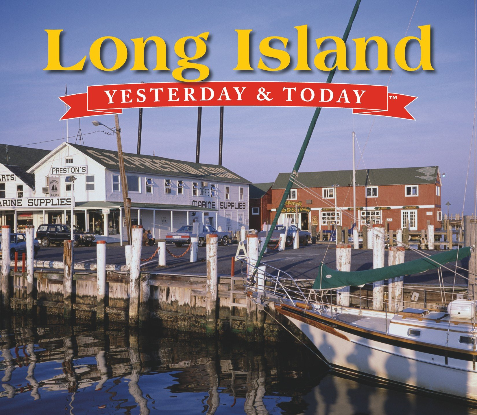 Download Yesterday & Today: Long Island PDF