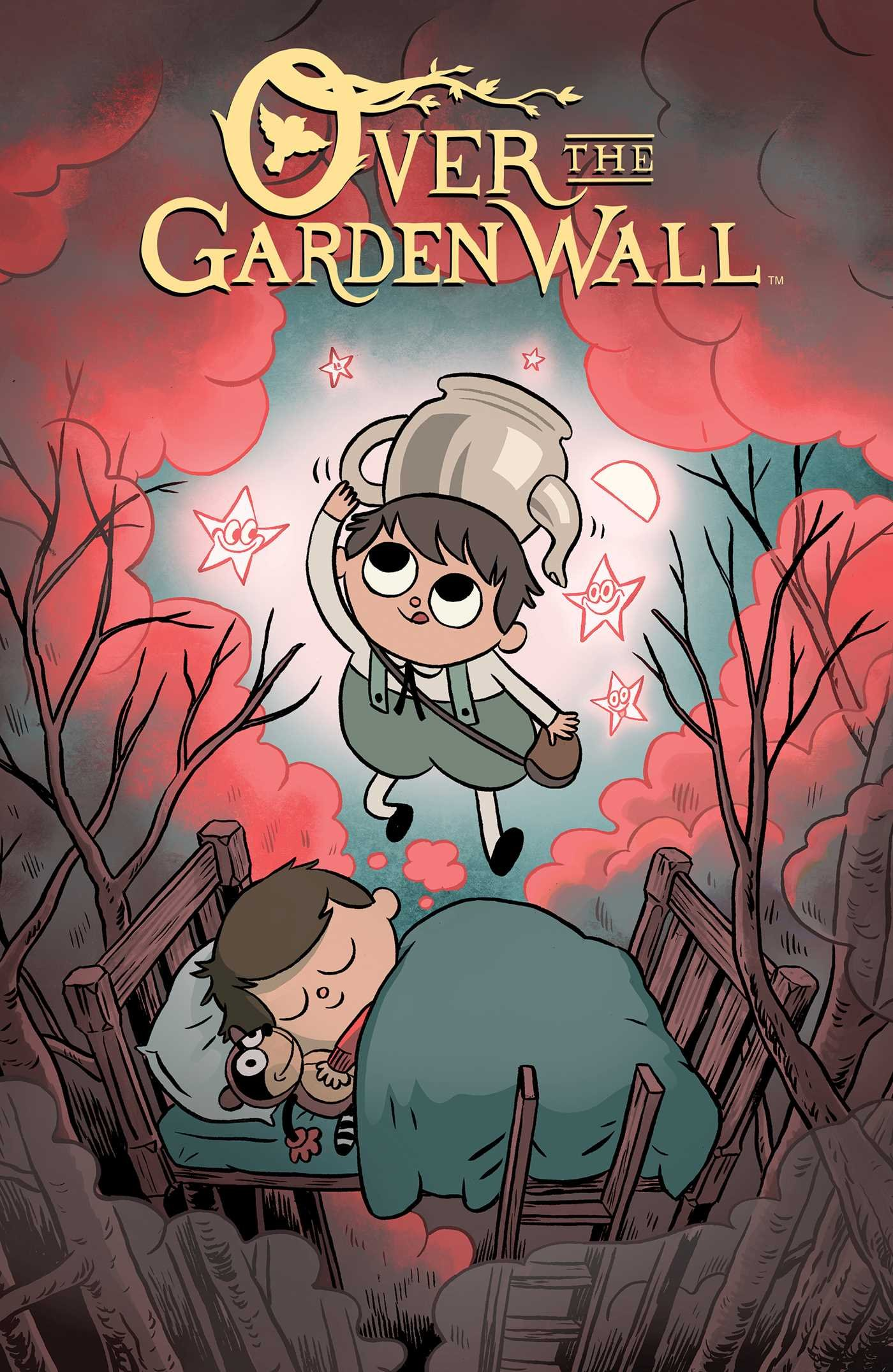 Amazon.com: Over The Garden Wall Vol. 1 (1) (9781608869404): Campbell, Jim,  Levari, Amalia, McHale, Pat, McGee, Cara: Books