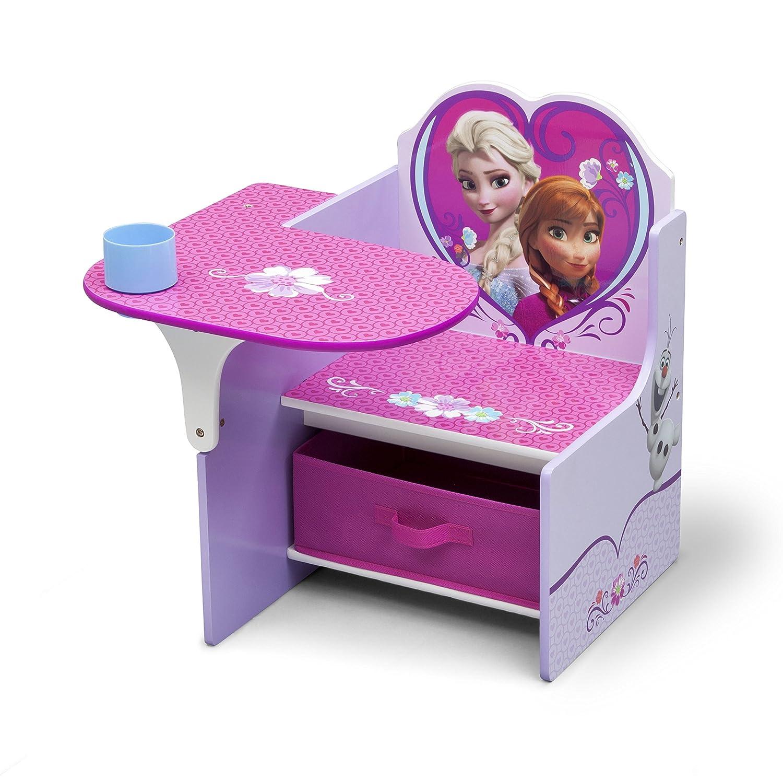 Amazoncom Delta Children Chair Desk With Storage Bin Disney