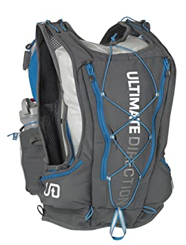 Ultimate Direction PB Adventure Vest - Mochila, Color Gris, Talla S/M: Amazon.es: Deportes y aire libre