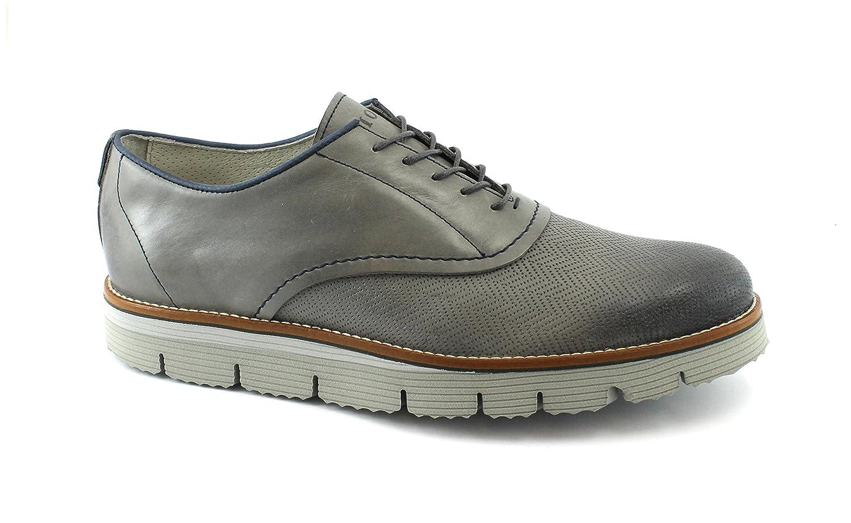 Lion 20952 Brasilien graublau Schuhe Herren Schnürsenkel