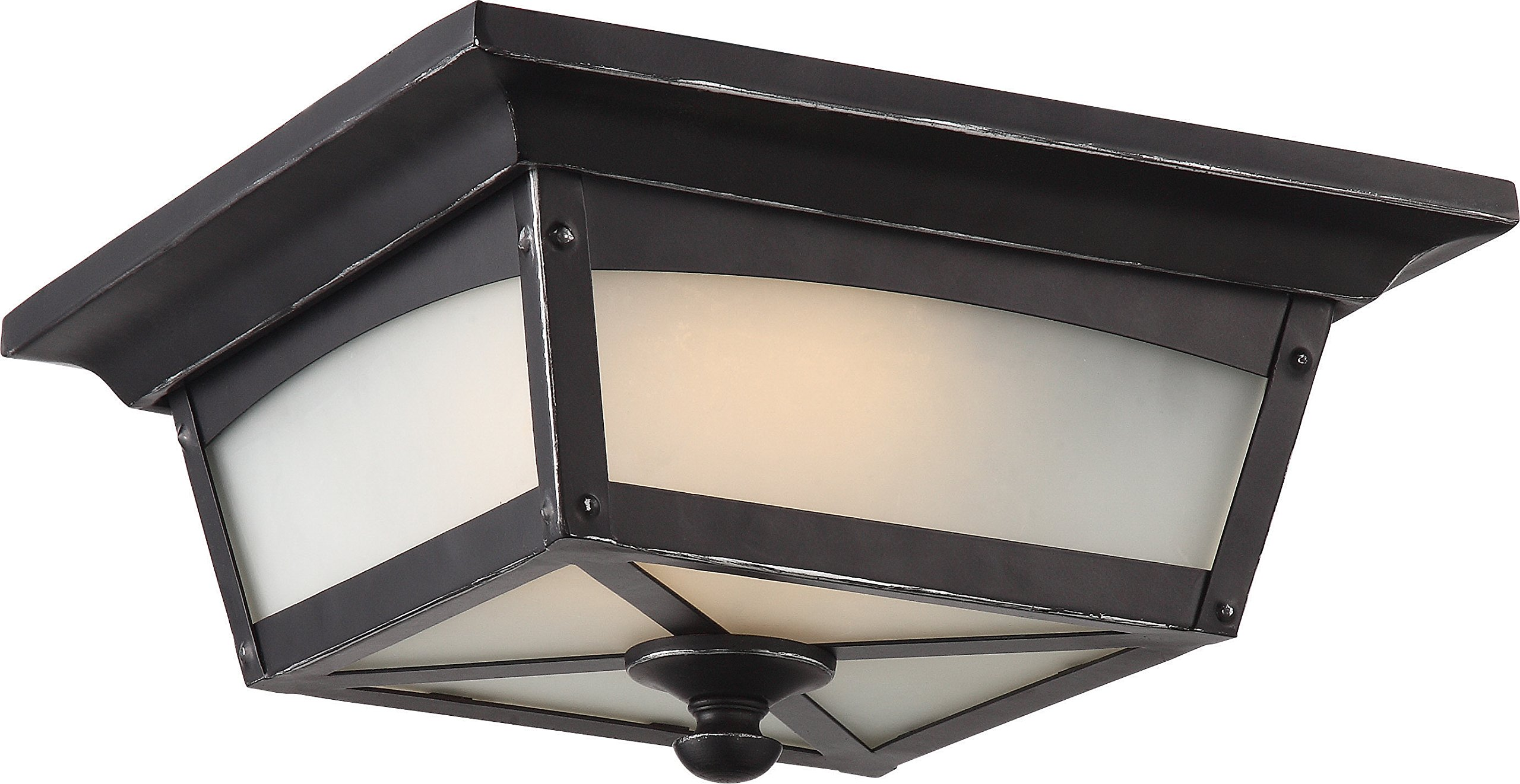 Nuvo Lighting 62/823 One Light Outdoor Flush Mount Nuvo LED