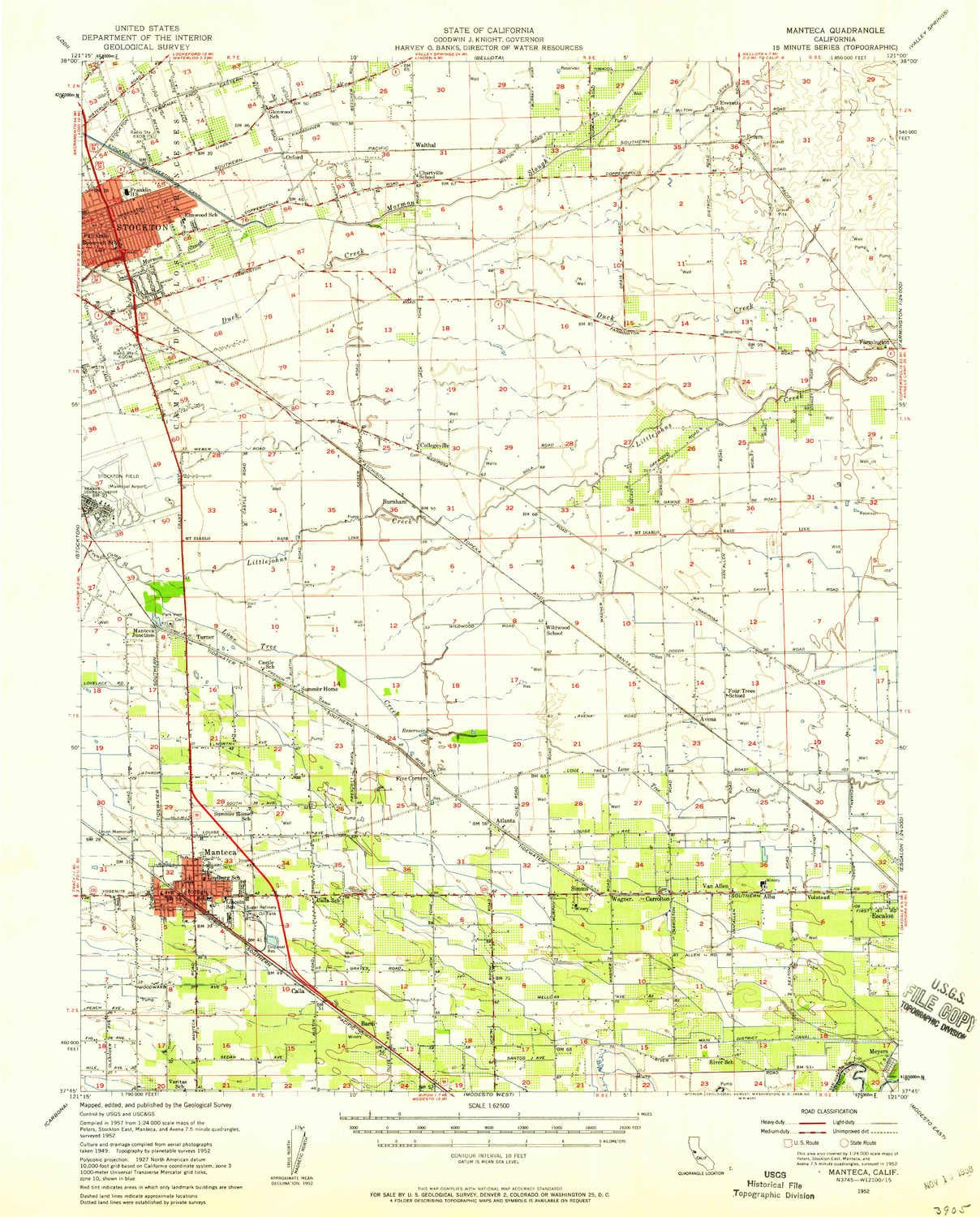 Amazon.com : YellowMaps Manteca CA topo map, 1:62500 Scale ... on westminster ca map, fairfield ca map, dublin ca map, united states ca map, mt hamilton ca map, manteca california, old station ca map, livermore valley ca map, santa rosa ca map, san rafael ca zip code map, templeton ca map, lowell ca map, san lorenzo valley ca map, oregon house ca map, rio del mar ca map, tucson ca map, manteca crime, california map, vacaville ca map, escondido ca map,