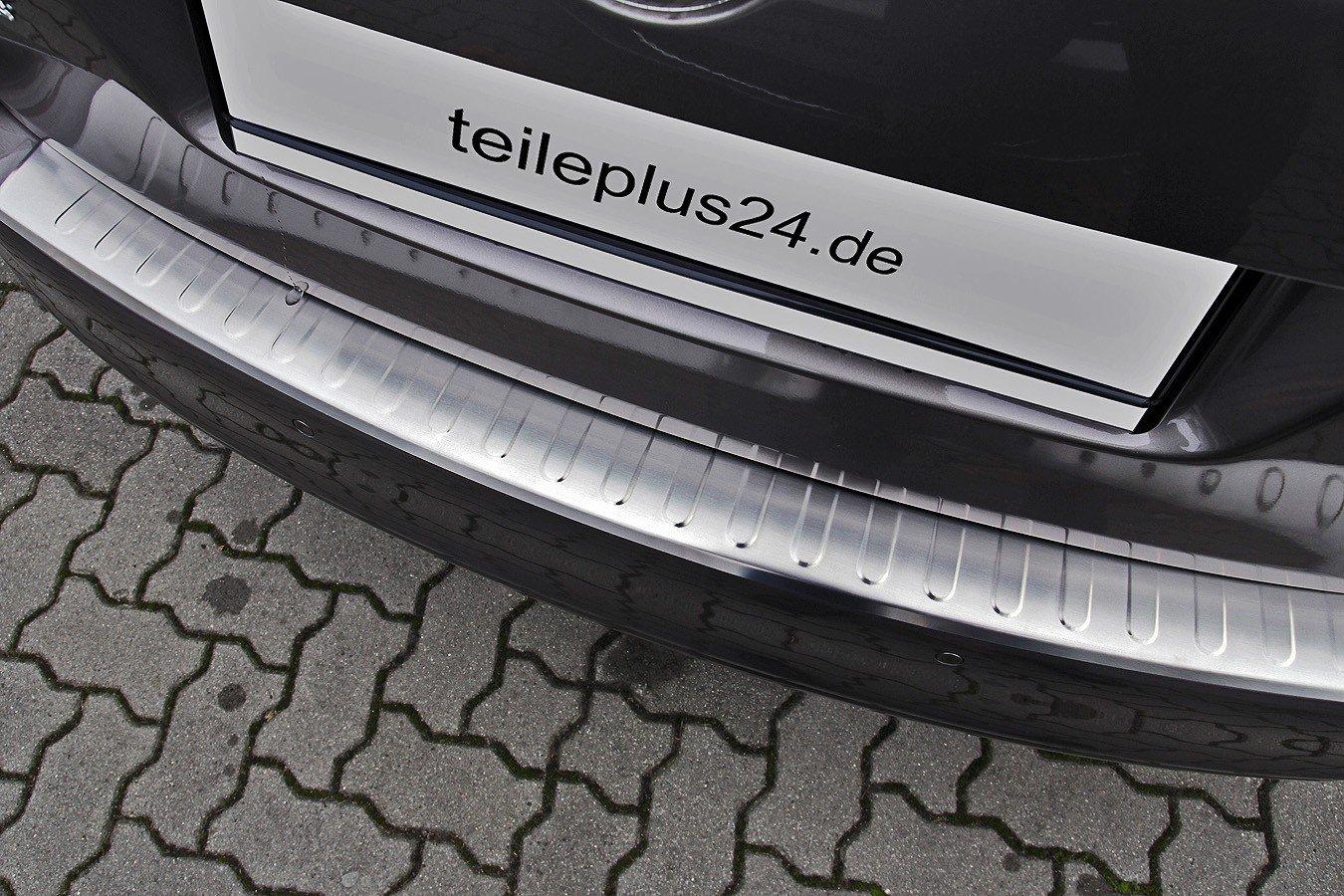 teileplus24 L559S Ladekantenschutz aus V2A Edelstahl mit Abkantung