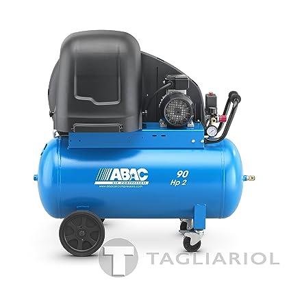 Compresor 90 HP2 M C2 Sa29 90 CM2 ABAC ...