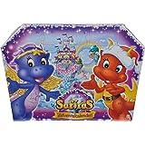 Simba 105958226 - Safiras Adventskalender 43x32cm