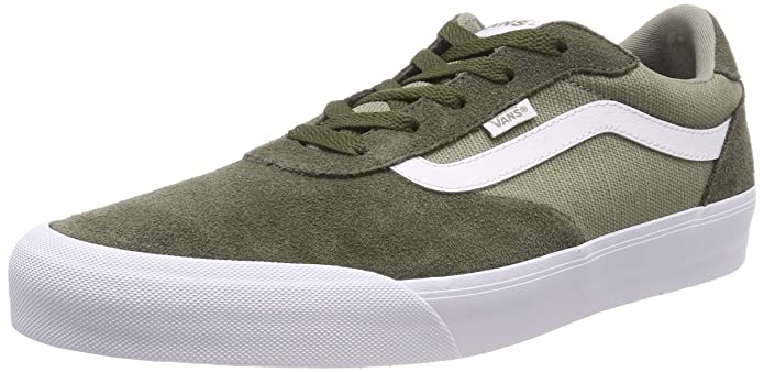 Vans Herren Palomar Sneaker Grün Grape Leaf/Laurel Oak