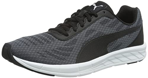 Puma Meteor, Men's Competition Running Shoes, Grey (Asphalt Black Black 02),