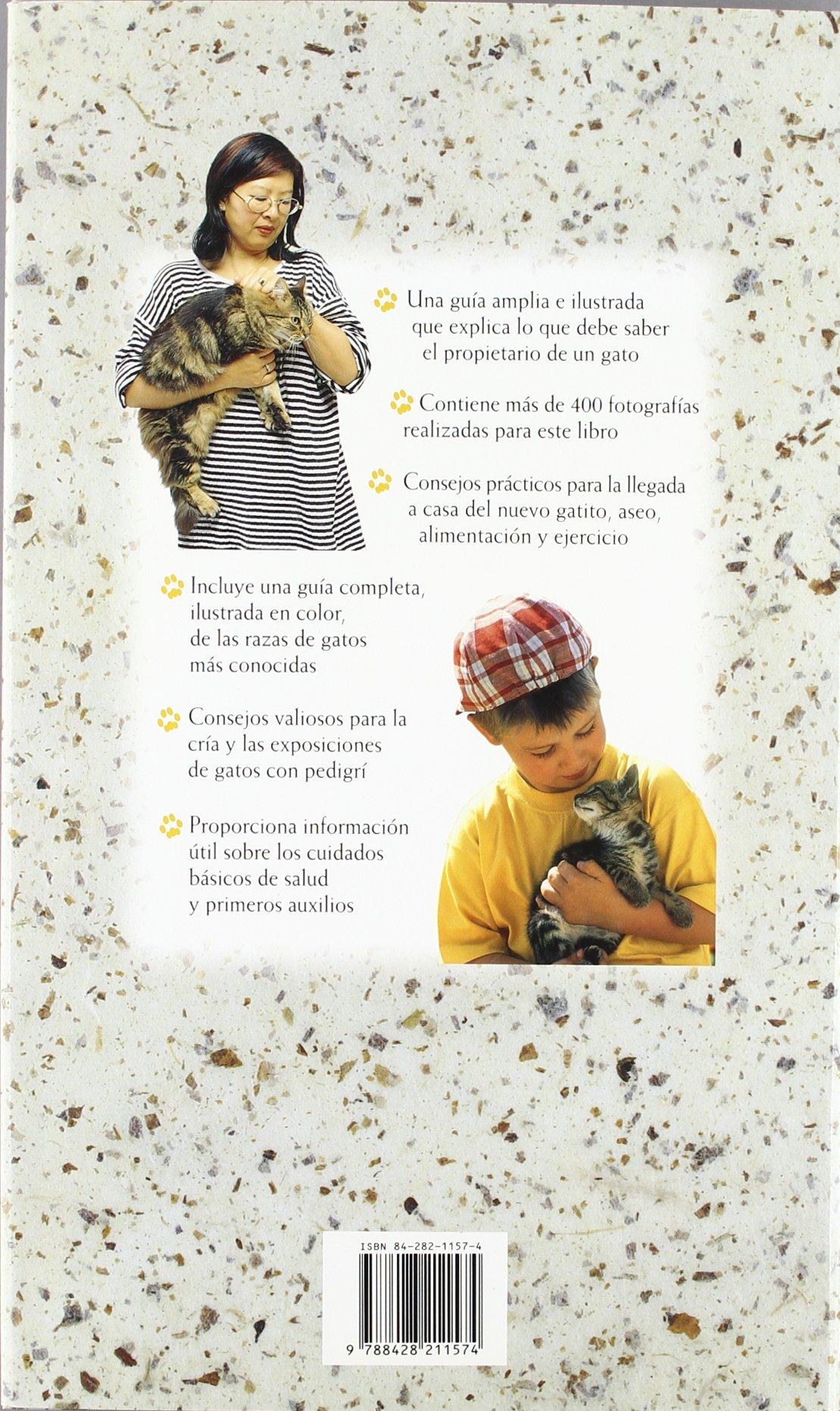 El gran libro del gato : manual del propietario: SUSIE PAGE: 9788428211574: Amazon.com: Books