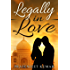 Legally in Love (Romance in India Series Book 1)