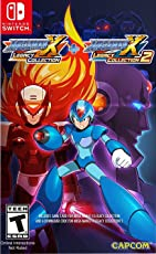 Mega Man X: Legacy Collection 1 + 2 for Nintendo Switch - Collector's Edition