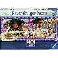 Ravensburger Disney: Moana's Adventure (200 Piece) Puzzle