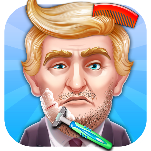 Trump Fashion Salon Kids Games  Boys   Girls