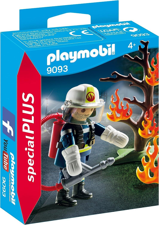 Bombero Con Arbol En Llamas: Amazon.es: Juguetes y juegos