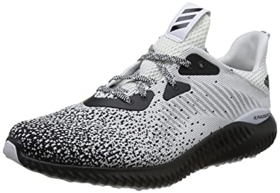 big sale 26471 224f4 Adidas Mens Alphabounce Ck M, Ftwwht, Cblack Running Shoes-9 UKIndia