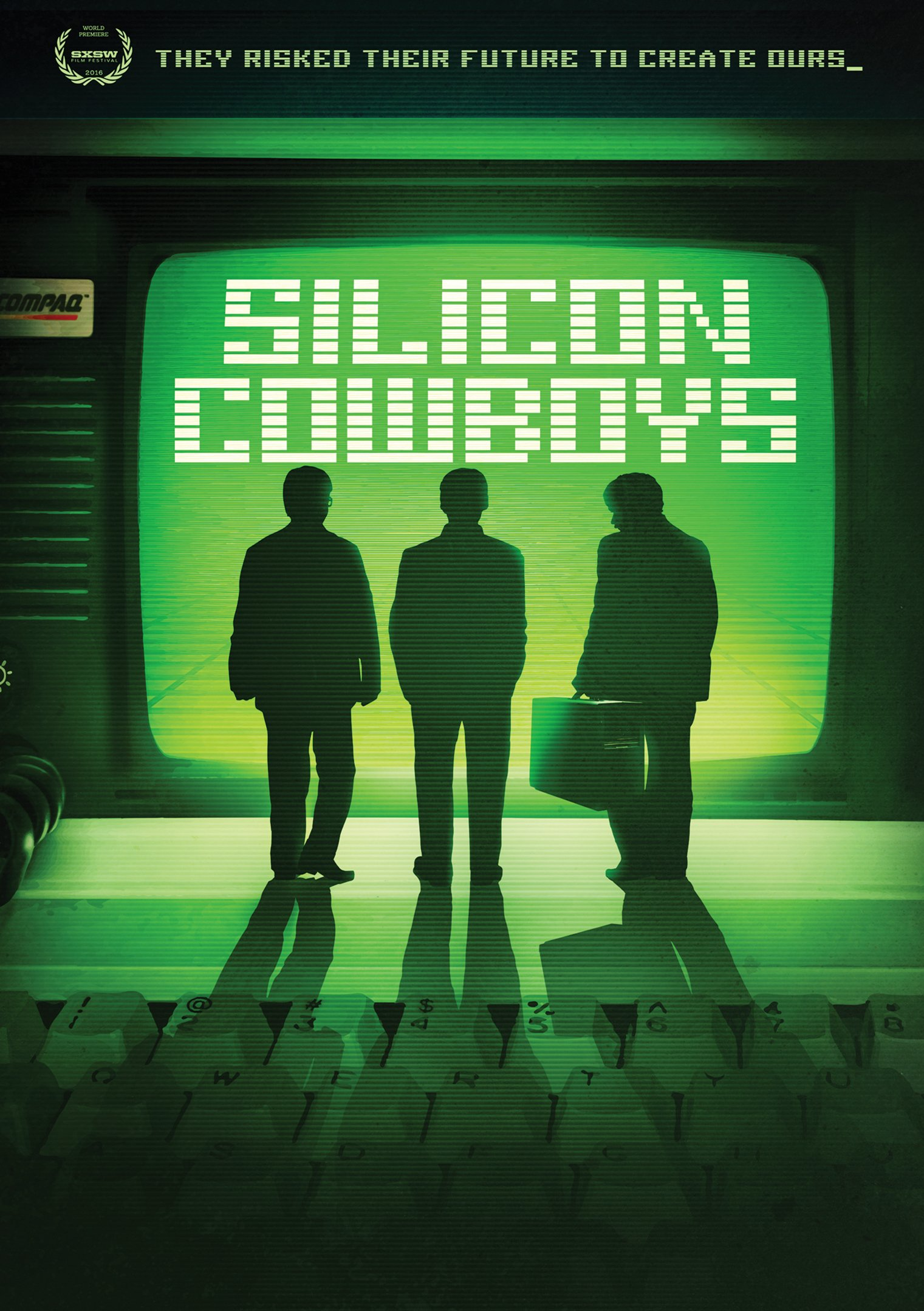 DVD : Silicon Cowboys (DVD)