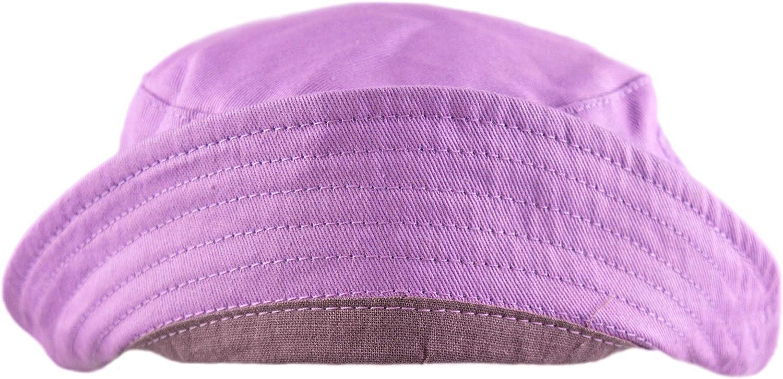 Pesci Kids Girls Boys Bucket Sun Hats Cotton Summer Hat with Lining