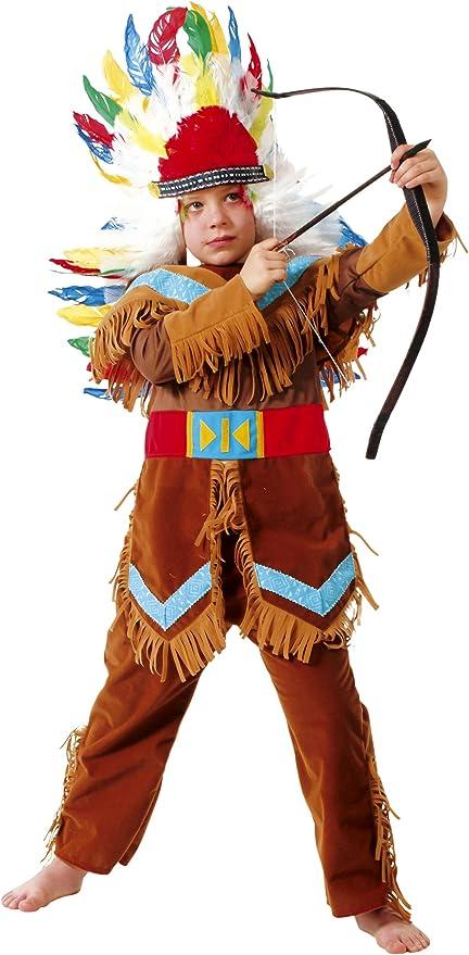 César A815-003 - Disfraz de indio (8 años): Amazon.es: Juguetes y ...