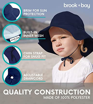 Garden Friends and Ladybugs Wide Brim Summer Hat Baby Sun Hat Toddler Hat Newborn Hat Baby Girl Sun Bonnet Baby Clothes Baby Bonnet